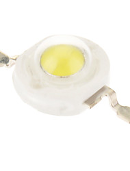 cheap -1W High Power 100-110LM 6000-6500K Cool White Light LED Emitter (3.2-3.5V)