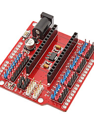 abordables -Multi-Function carte d'extension Funduino Nano Shield Nano capteur