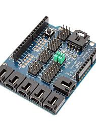 (Для Arduino) Датчик UNO Duemilanove щит v4 цифровой аналоговый модуль