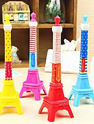 Недорогие -Эйфелева башня Shaped Шариковая ручка (случайный цвет)