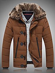 Недорогие -Мужские пиджаки подвижные хлопка воротник