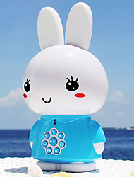 Недорогие -Алило G6 милый кролик Стиль детских Английский Песня & История игрока машина
