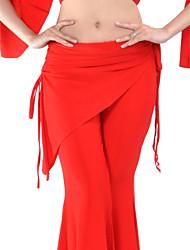 economico -Danza del ventre Pantaloni Per donna Addestramento Rayon Naturale