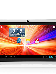 billiga -7 tum Android Tablet (Android 4.4 1024*600 Quad Core 512MB RAM 8GB ROM)