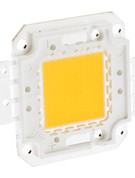 cheap -DIY 100W 7900-8000LM 3000mA 3000-3500K Warm White Light Integrated LED Module (32-36V)