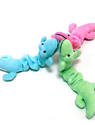 Cat Toy Dog Toy Pet Toys Plush Toy Cartoon Dinosaur Textile For Pets