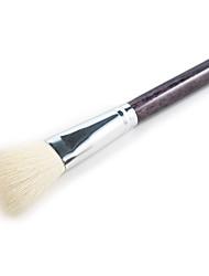 ieftine -Profesional Machiaj perii Perie Blush 1 Călătorie Îmbinând Premium perfect buffing stippling Anticearcăn Perie din Păr de Capră pentru Khaki Lichid Pudre