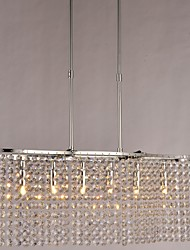 Pendant Light ,  Modern/Contemporary Electroplated Feature for Crystal Metal Living Room Dining Room Study Room/Office