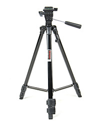 Digital Camera and Camcorder Flexible Tripod with Carrying Bag (Black)