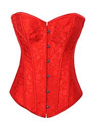 tissu de plastique shapewear désossage corset lingerie sexy shaper