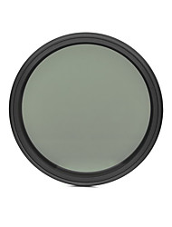 fotga® 52mm schlank Fader ND-Filter variabel einstellbar Neutraldichte ND2 zu ND400