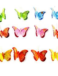 povoljno -Svadba Miješani materijal Vjenčanje Dekoracije Butterfly Theme / Klasični Tema Proljeće Ljeto Sva doba