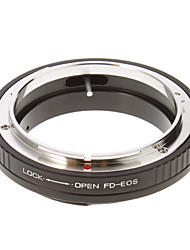 FD-EOS-Kamera-Objektiv-Adapter-Ring (schwarz)