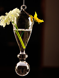 Table Centerpieces Hanging Glass Vase  Table Deocrations  Wedding Reception