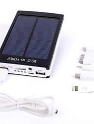 cheap -For Power Bank External Battery 5 V For # For Battery Charger Multi-Output / Solar Charge LED / Li-polymer / Universal