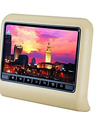 cheap -9''Touch Screen Headrest with Portable Multimedia Player and HDMI Input Function