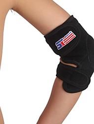 Silicon ajustável Ventile Elastic Esporte Elbow Guard Protector - Tamanho livre