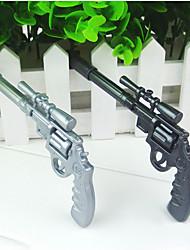 economico -fresco penna a sfera disegno di pistola revolving (colore casuale, 2 pezzi)
