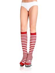 cheap -Women's Medium Socks-Striped