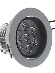 Luci da soffitto Modifica per attacco al soffitto leds Oscurabile Luce fredda 560lm 6000K AC 220-240V