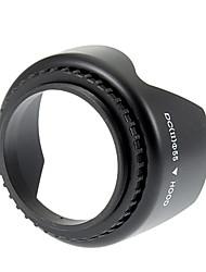 55 millimetri Universale supporto della vite Paraluce per Nikon / Canon