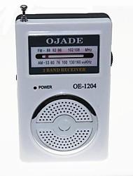 altoparlante senza fili 2.0 CH Portatile All'aperto Supporto FM