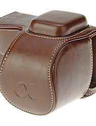 cheap -One-Shoulder Bag Waterproof Dust Proof PU Leather