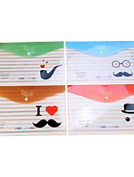 Недорогие -забавный мультфильм борода файл шаблона мешок