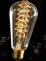 cheap -60W E27 Retro Industry Incandescent Bulb Edison Style High Quality