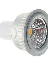 GU10 Lâmpadas de Foco de LED leds Controle Remoto Regulável Branco Quente 320lm 3000K AC 220-240V