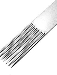 abordables -50PCS/box 13M1 Acier inoxydable Tattoo Needle