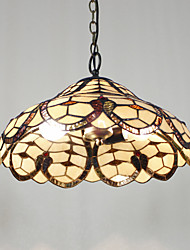 cheap -Tiffany / Bowl Pendant Light 110-120V / 220-240V Bulb Not Included / 20-30㎡ / E26 / E27