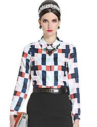 economico -STAR 7 Donna Consulta Colors Long Sleeve Blouse