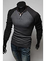 Tizeland Mænds Raglan Rund hals T-shirt