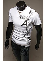 Tizeland Mænds korte ærmer T-Shirt