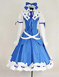 ispirato progetto Touhou Star Sapphire costumi cosplay