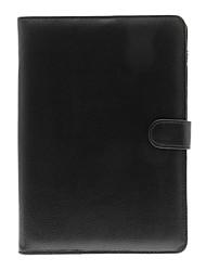"""abordables -10 """"Case en cuir PU avec support pour Acer / Asus / Dell / Google Nexus / Lenovo / Huawei (couleurs assorties)"""