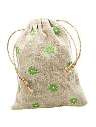 Suporte de favor criativo com bolsas favoritas - 12 favores de casamento lindos