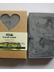 Tianxuan Handmade Deap Sapo Sea Essential Oil Soap Whitening 100g Anti-Acne
