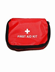 cheap -First Aid Kit Hiking First Aid Emergency Stainless pcs