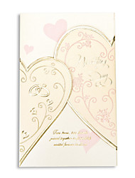 Heart Shaped Wedding Invitations - Lightinthebox.com