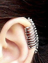 cheap -Women's Ear Cuffs Costume Jewelry Alloy Skull / Skeleton Jewelry For Party Daily Casual