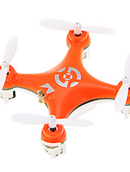 cheap -RC Drone Cheerson CX-10 4CH 6 Axis 2.4G Without Camera RC Quadcopter 360°Rolling Upside Down Flight Vision Positioning Hover RC