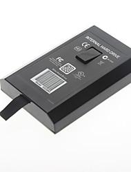 halpa -Kiintolevyasennusteline Käyttötarkoitus Xbox 360 ,  Kiintolevyasennusteline ABS 1 pcs yksikkö