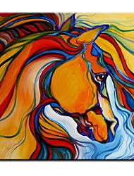 Su tela Art Colour Of The Horse