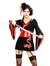 Ratnik Cosplay Nošnje Ženka Halloween Karneval Festival / Praznik Halloween kostime