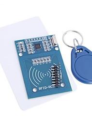 Недорогие -rfid-rc522 rfid модуль rc522 комплекты s50 13.56 mhz 6cm с тегами spi write& читать для малины pi
