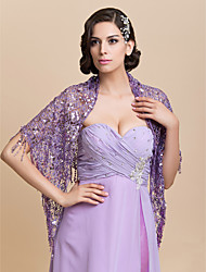 Nice Sequins Wedding/Evening Wraps/Shawls (More Colors)