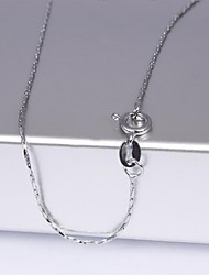cheap -Women's Fashion Chain Necklace Alloy Chain Necklace , Wedding Party Daily Casual