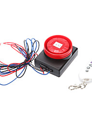 cheap -Motor Electric Induction Alarm,with Long Distance Remote Control